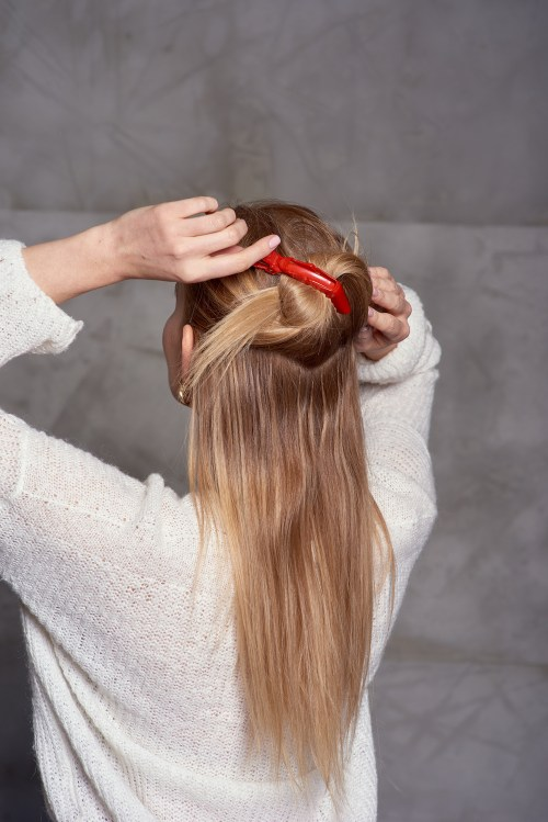 How to Section Hair for Curling