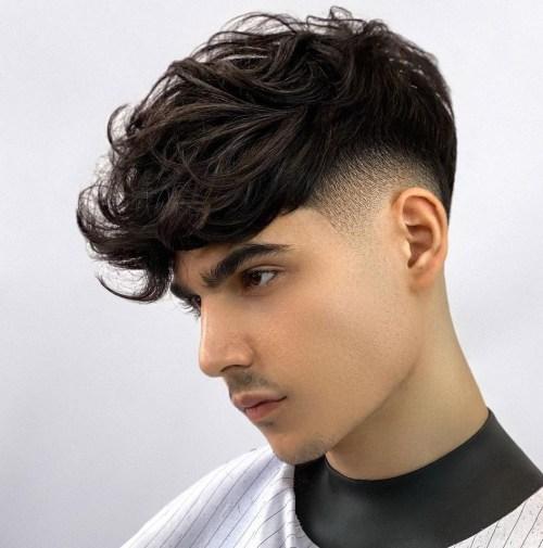 Fringe Hairstyle for Men