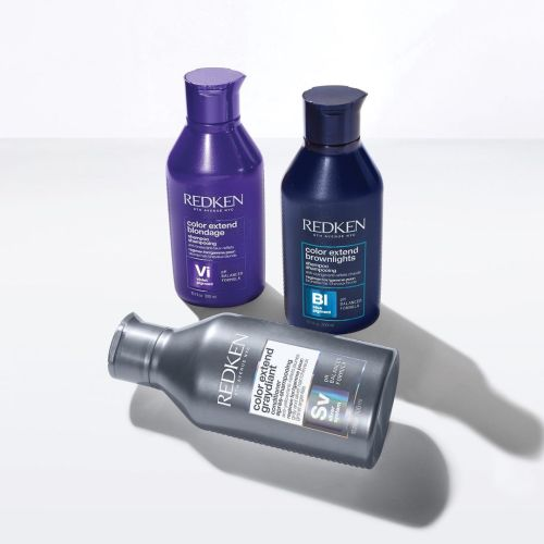Toning Shampoos to Maintain Hair Color