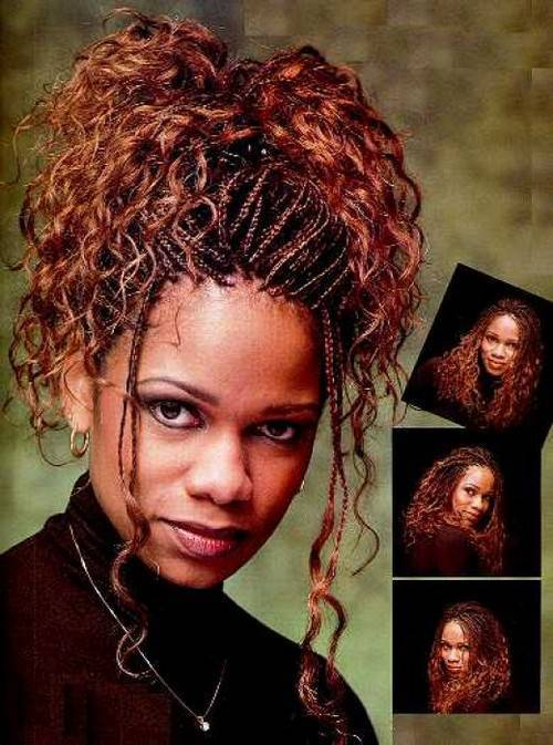 Pleasing 70 Best Black Braided Hairstyles That Turn Heads In 2017 Short Hairstyles For Black Women Fulllsitofus