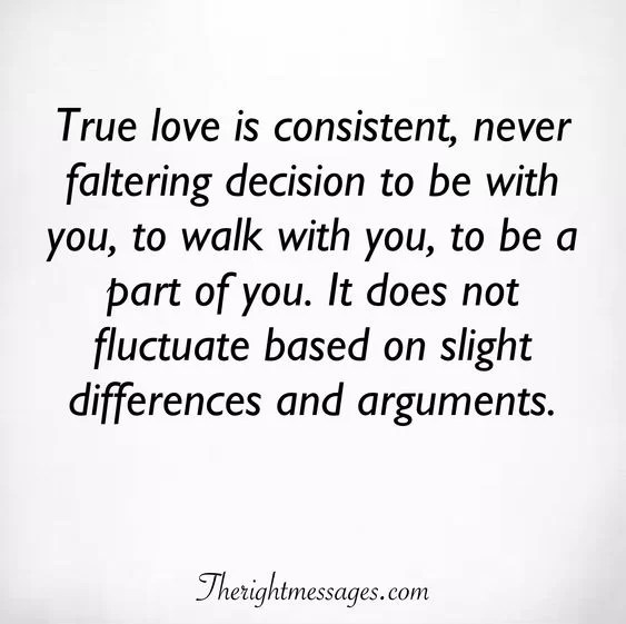 true and real love