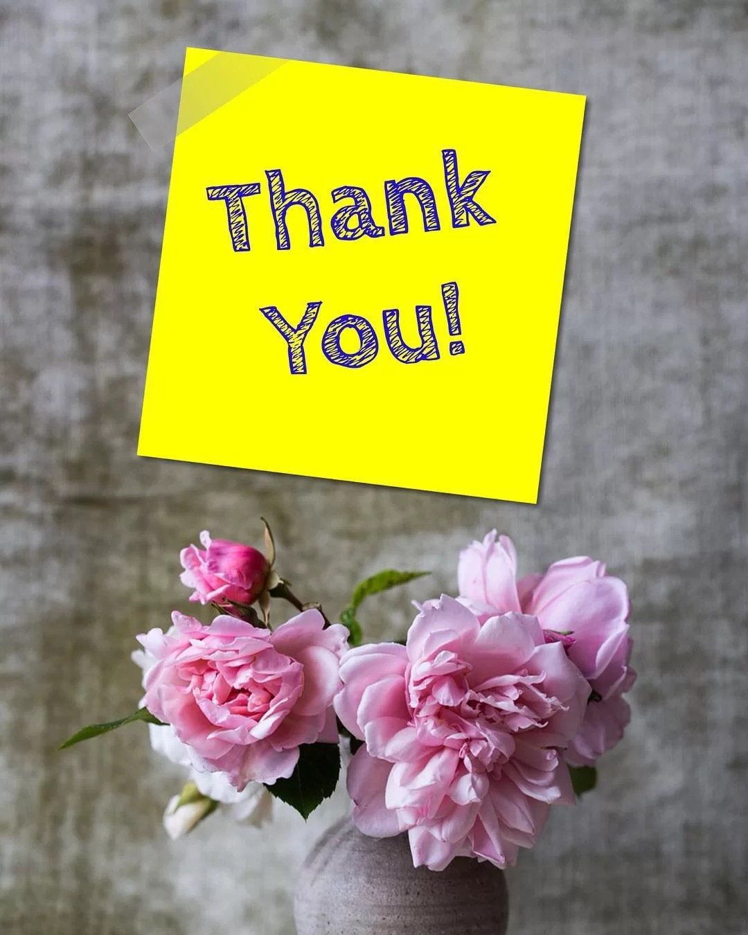 thank you messages for