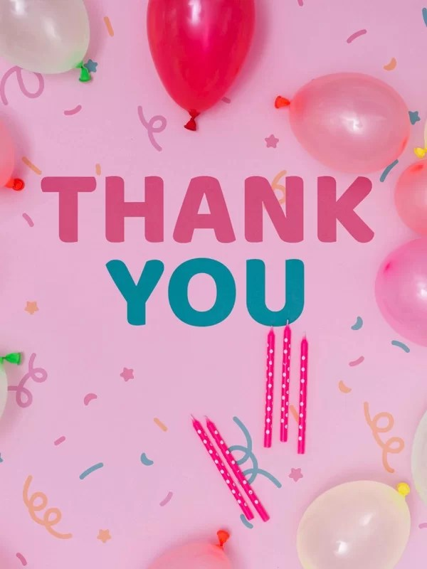 Happy Birthday Thank You Quotes : happy, birthday, thank, quotes, Heartfelt, Thank, Messages, Birthday, Wishes, Right