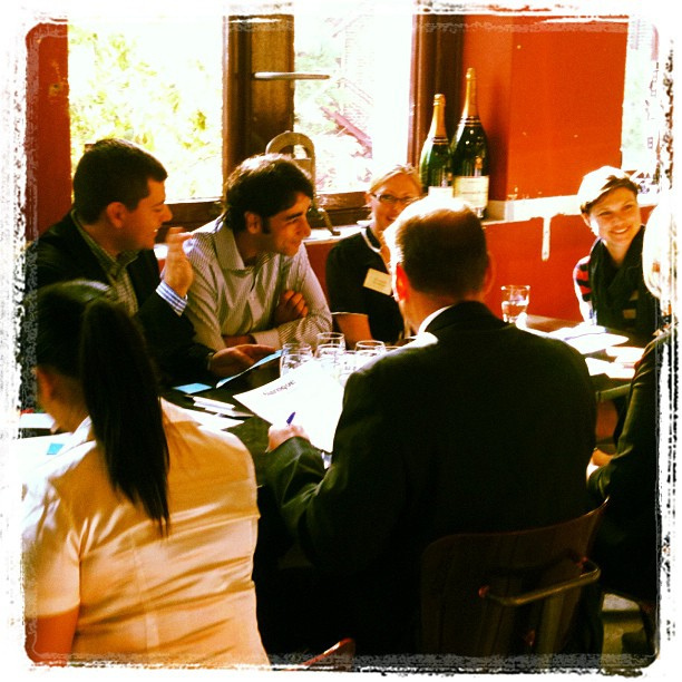 The World Cafe - The Right Questions facilitation
