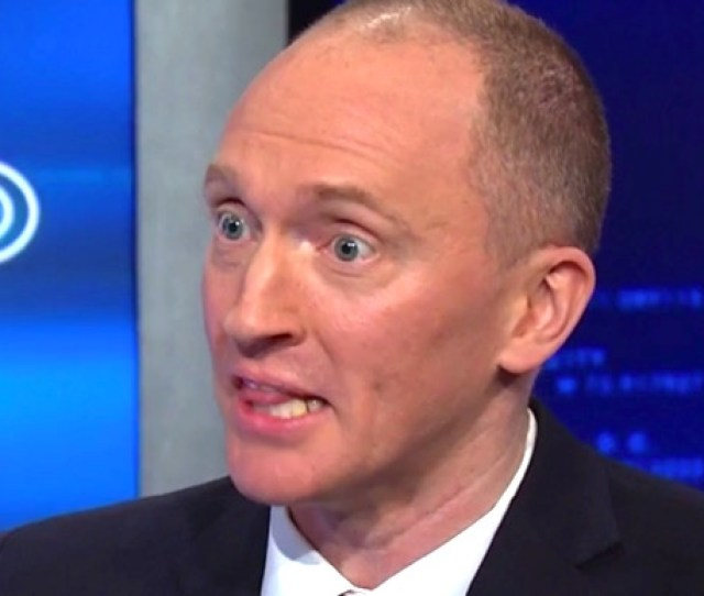 Anderson Cooper Grills Former Trump Advisor Carter Page On The Russians The Right Scoop