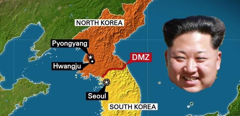 Breaking north korea threatens to attack guam the right scoop breaking north korea threatens to attack guam gumiabroncs Gallery