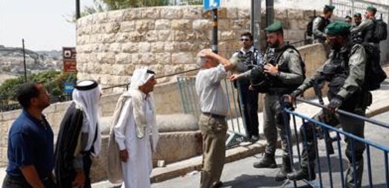 Jew Detector: Israelis CAVE To Palestinian Terror At Jerusalem…