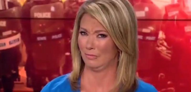 Brooke Baldwin Bans Boobs And First Amendment Guy From