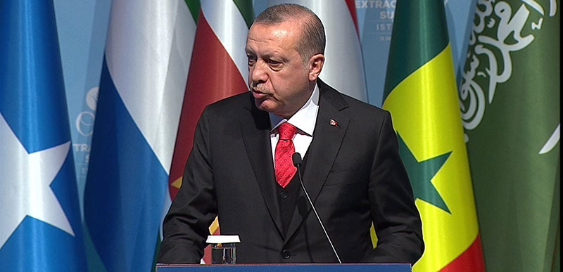 HERE WE GO: Erdogan and the OIC officially recognize East Jerusalem as Palestine's capital