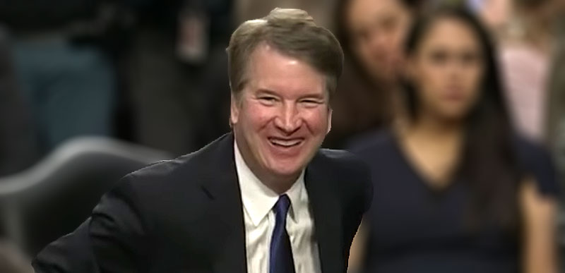 NY Times confirms Kavanaugh wasn't lying about FFFF….