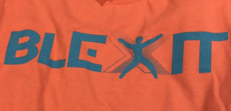 Image result for blexit logo