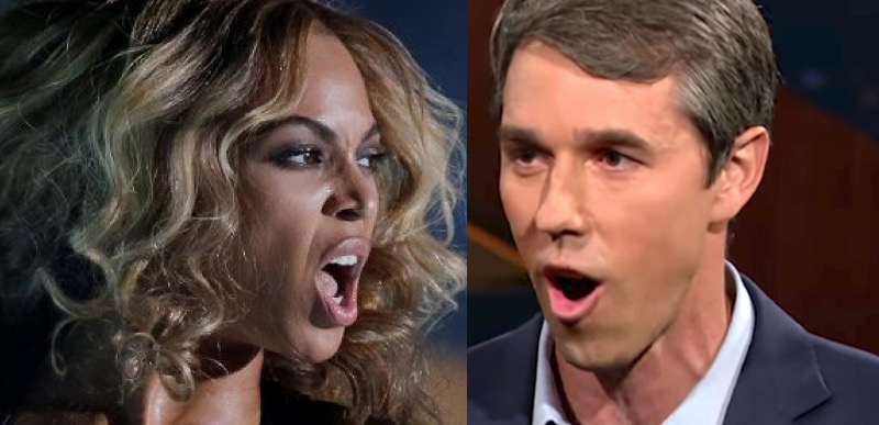 Beyhive vs BETOtribe!! O'Rourke losers blame Beyoncé for his defeat!!