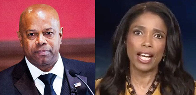 """DUDE! CNN analyst sticks foot in mouth accusing David Webb of """"White Privilege"""" — and HE LET HER HAVE IT!"""