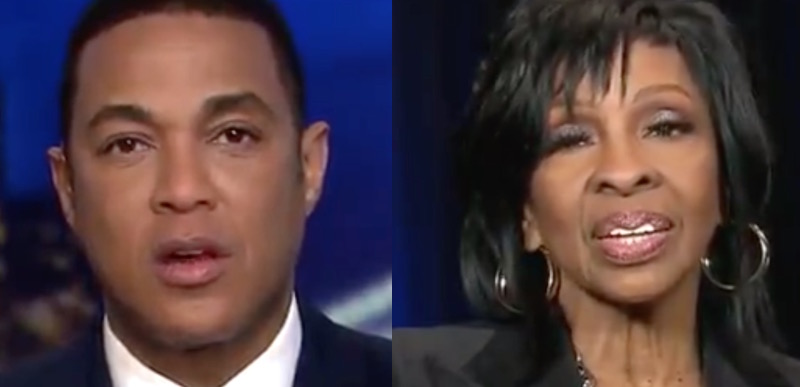 Image result for Gladys Knight vs Don Lemon