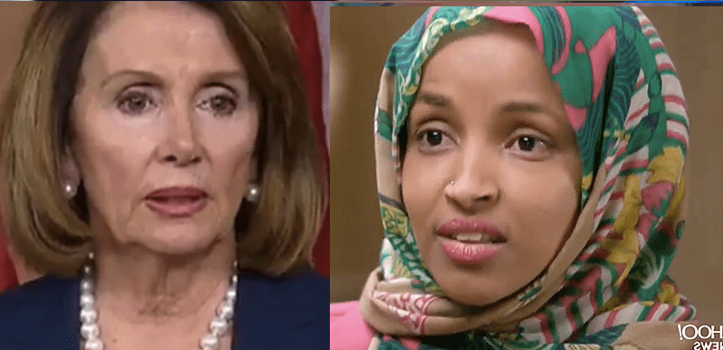 condescending pelosi says ilhan omar doesn u2019t understand