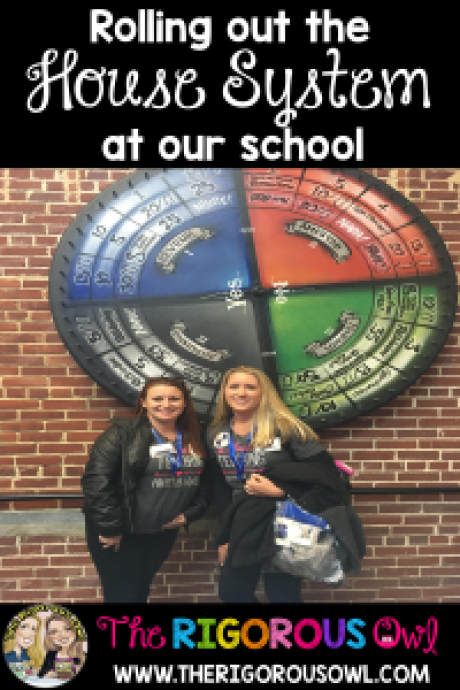 How to roll out the House System inspired by Ron Clark. Check out these simple steps to add tons of fun to your class. You won't believe how easy it is!
