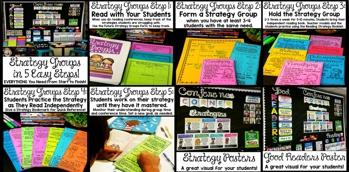 Ready to Use Strategy Group Materials