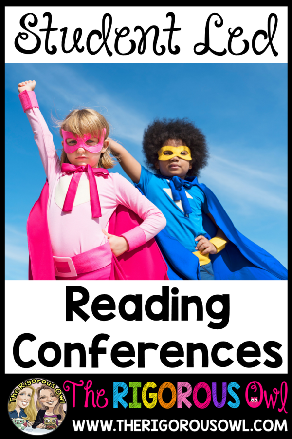 Reading Conferences with a TWIST!