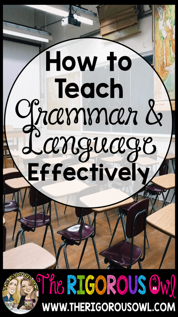How to Teach Grammar and Language Effectively