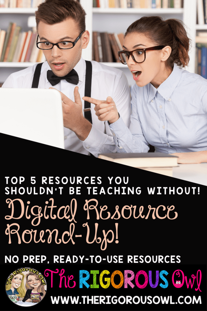 5 Jaw-Dropping Digital Resources for the Classroom