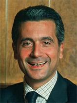 Enzo Iaconis, GM of the Hotel de Vigny, Paris