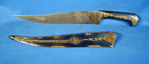 TherionArms Indo Persian Damascus Pesh Kabz