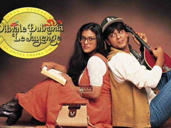 Dilwale Dulhania Le Jayenge: A classic romantic comedy of Bollywood starring Shah Rukh Khan and Kajol