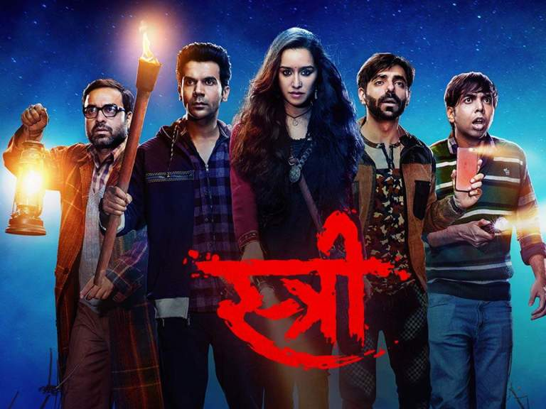 Stree: Horror Comedy in bollywood