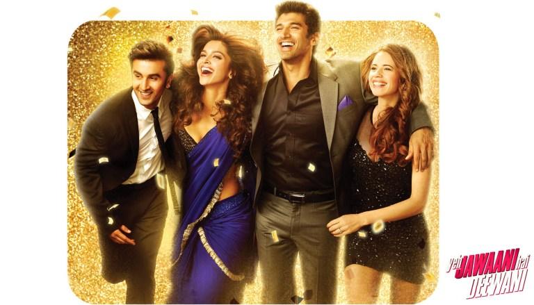 Yeh Jawaani hai Deewani: Dharma Movie: Bollywood romantic comedy with Deepika Padukone, Ranbir Kapoor, Aditya Roy Kapoor, Kalki Coechlin for the group of friends