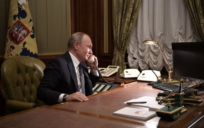 Vladimir Putin in office: The Russian president signs a bill that allows him to extend his tenure till the year 2036.
