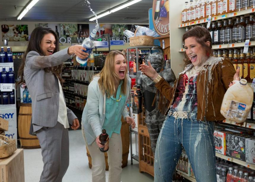 A Mother's Day Movie For Moms. One of my all time favourites, Bad Moms definitely tops this list in my opinion  Mila Kunis, Kristen Bell