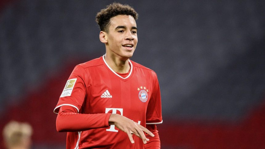 Jamal Musiala: A Player To Watch Out For Euros 2020