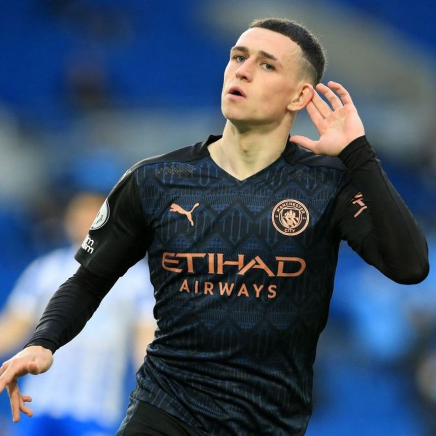 Phil Foden: A Player To Watch Out For Euros 2020