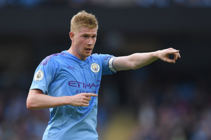 Kevin De Bruyne: a player to watch out for in Euros 2020
