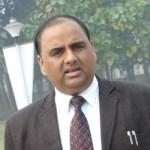 Dr. Yaduvir Singh. Author