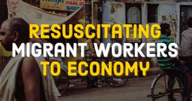 Resuscitating migrant workers to economy