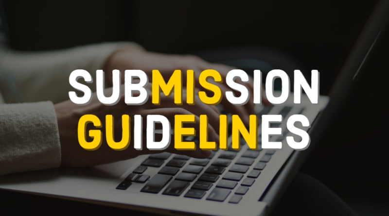 Submission Guidelines - TheRise.co.in