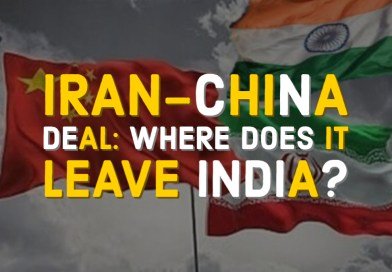 The Iran–China 25-years Deal: Where does it leave India?