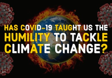 Tackling COVID and Climate Change