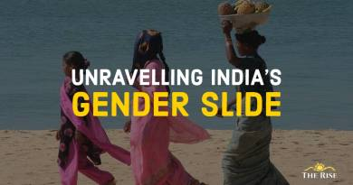 India's Fall in Gender Index