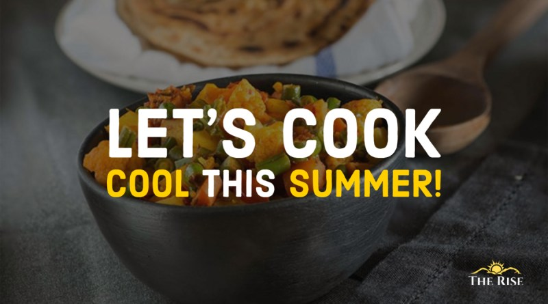LET'S COOK COOL THIS SUMMER!