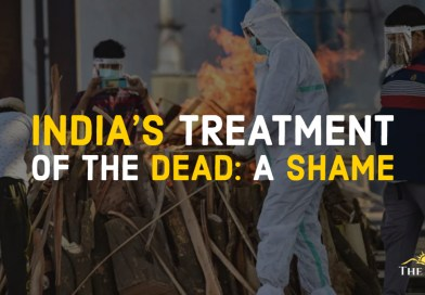 India's Treatment of the dead