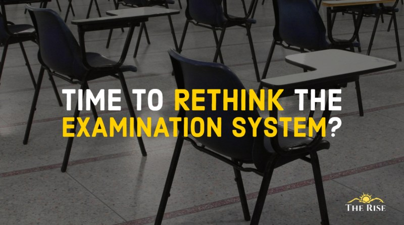Rethink and Reform the Examination System