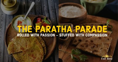 THE PARATHA PARADE