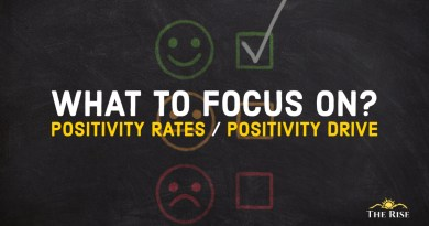 positivity rate or positivity drive