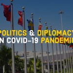 Politics and Diplomacy in COVID-19 Pandemic