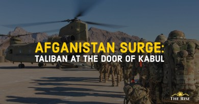 Taliban at the Door of Kabul