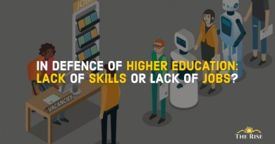 In Defence of Higher Education