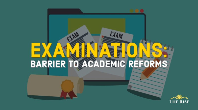 Examinations An Exercise in Futility