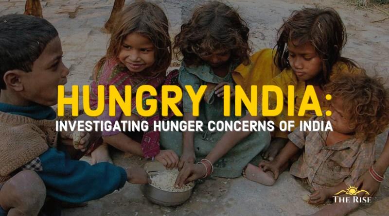 Investigating Hunger concerns of India